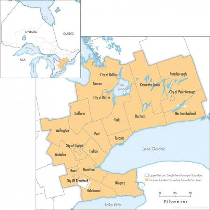 Fair Housing; Greater Toronto Area and Golden Horseshoe